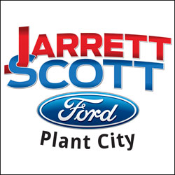 Jarrett Scott Ford Plant City Logo