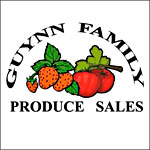 Guynn Family Produce Sales Logo