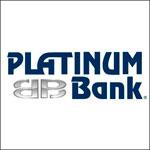 Plantinum Bank Logo