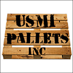 USMI Pallets, Inc Logo