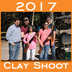 2017 Clay Shoot