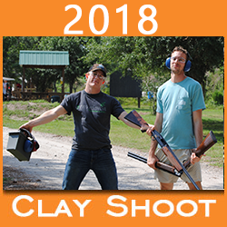 2018 Clay Shoot