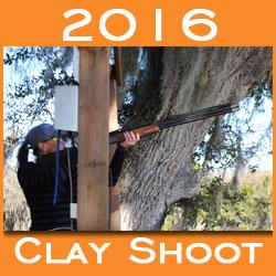 2016 Clay Shoot