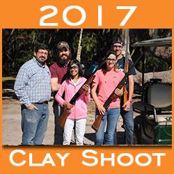2017 Clay Shoot